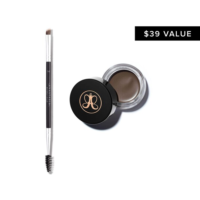 DIPBROW® Pomade + Brush 14