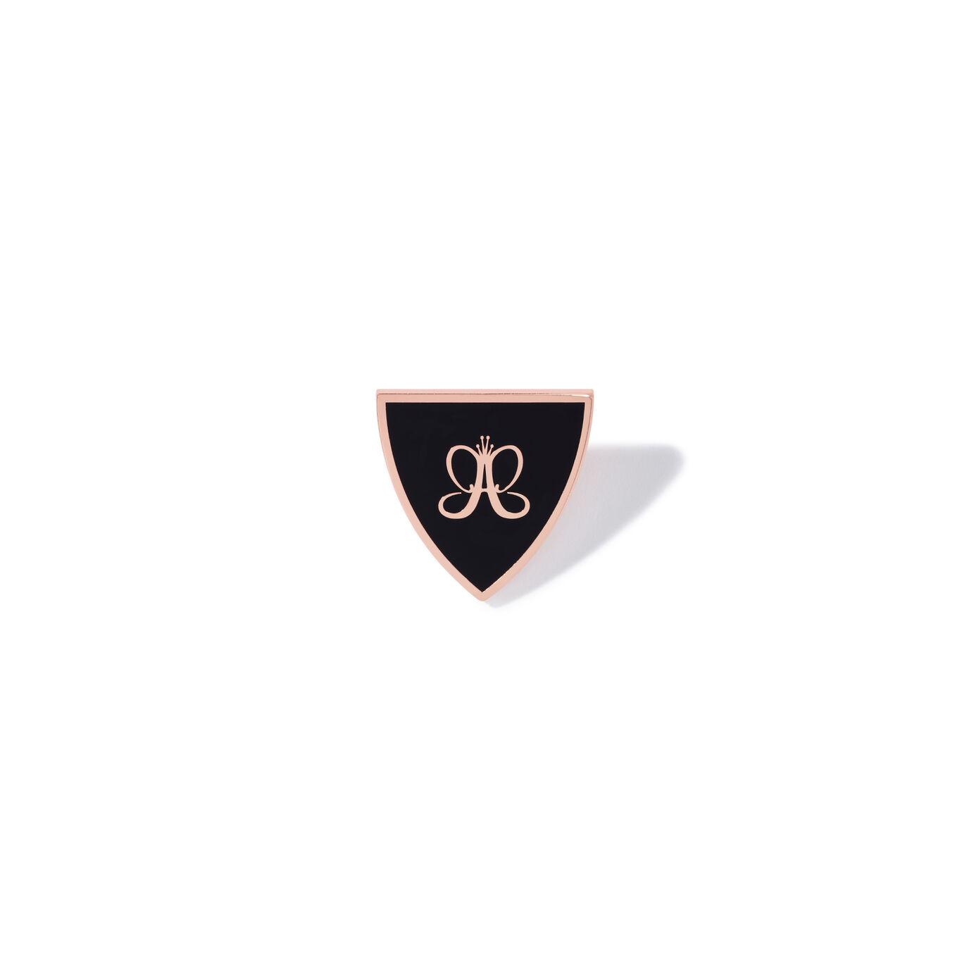 Logo Shield Enamel Pin