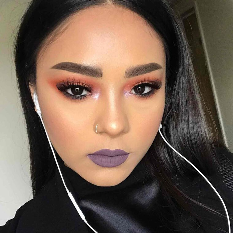 Explore the Ethereal Glow by @xsonika featuring Liquid Lipstick - Clover