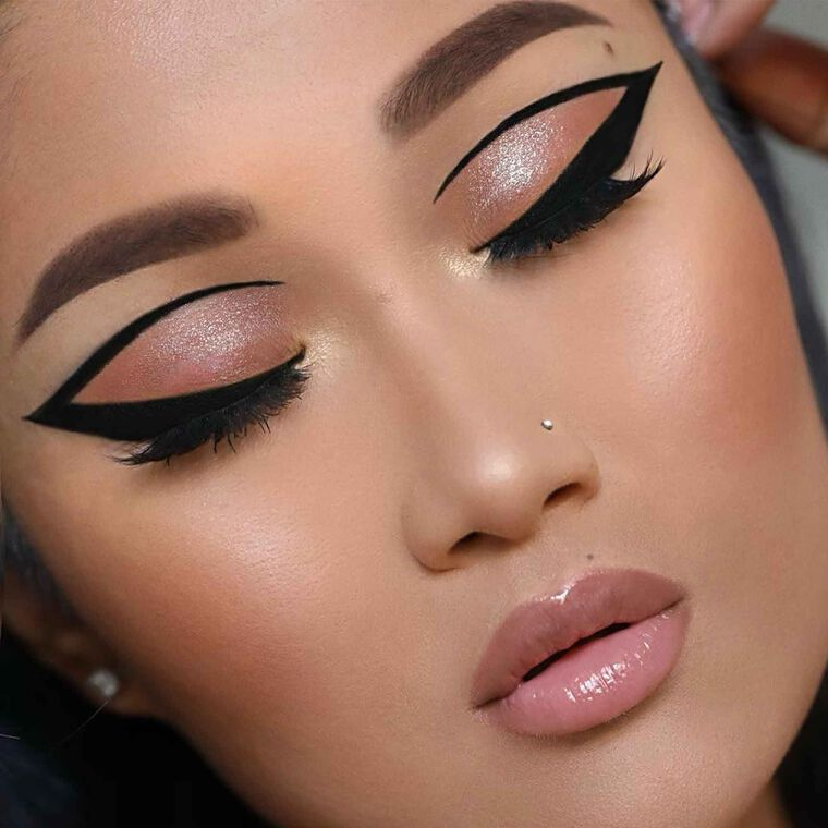 Explore the Drama Queen by @asianqueen1 featuring Brow Definer - Dark Brown