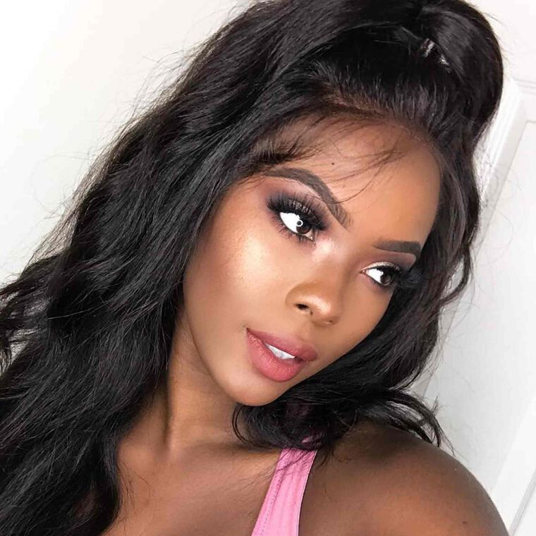 Explore the Pretty in Pink by @princess.kaae_ featuring Brow Wiz® - Ebony