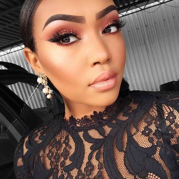 undefinedMatte Lipstick - Staunch