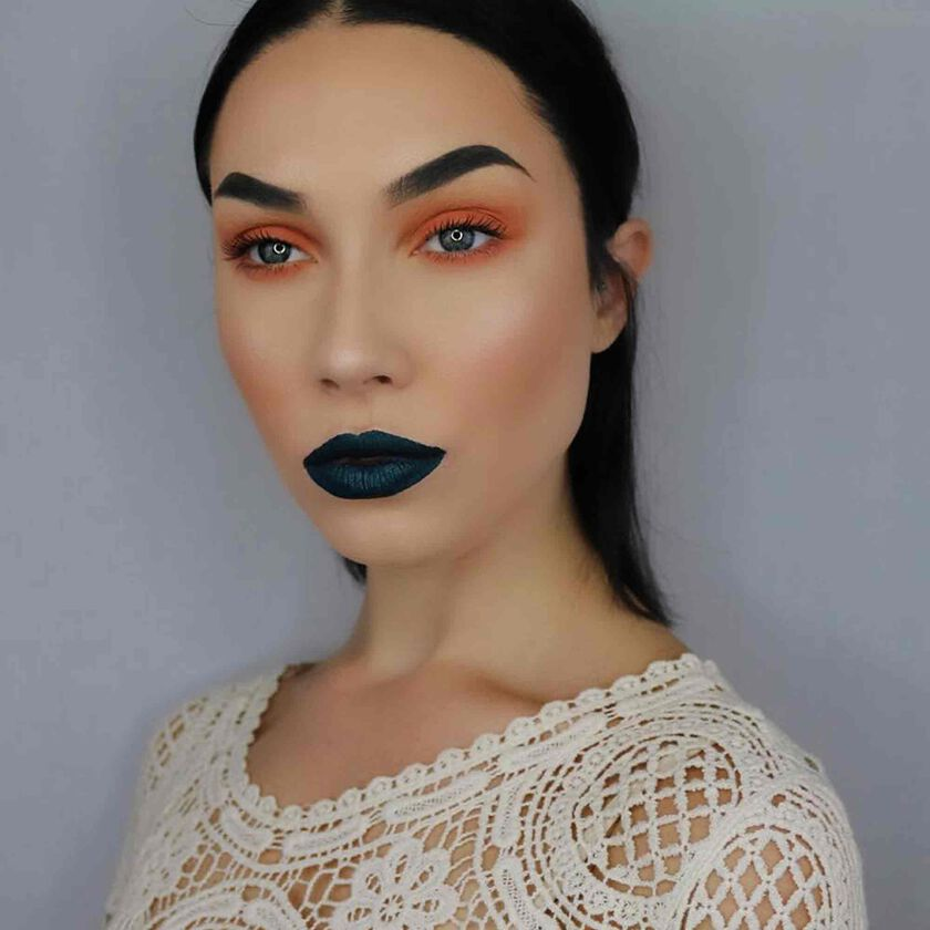 Explore the Fall Fabulous by @kyragressel featuring Liquid Lipstick - Requiem
