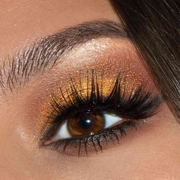 Explore the Gold Goddess by @celina_shh featuring Carli Bybel Palette