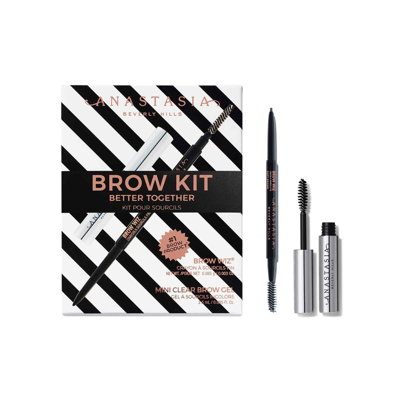 Better Together Brow Kit - Soft Brown