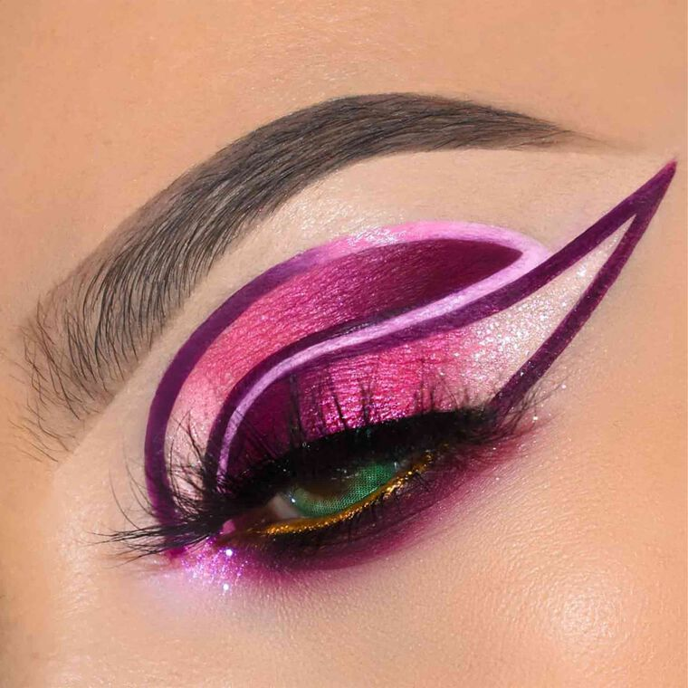 Explore the Pink Outside The Box by @nataliya_makeup featuring DIPBROW® Pomade - Ash Brown