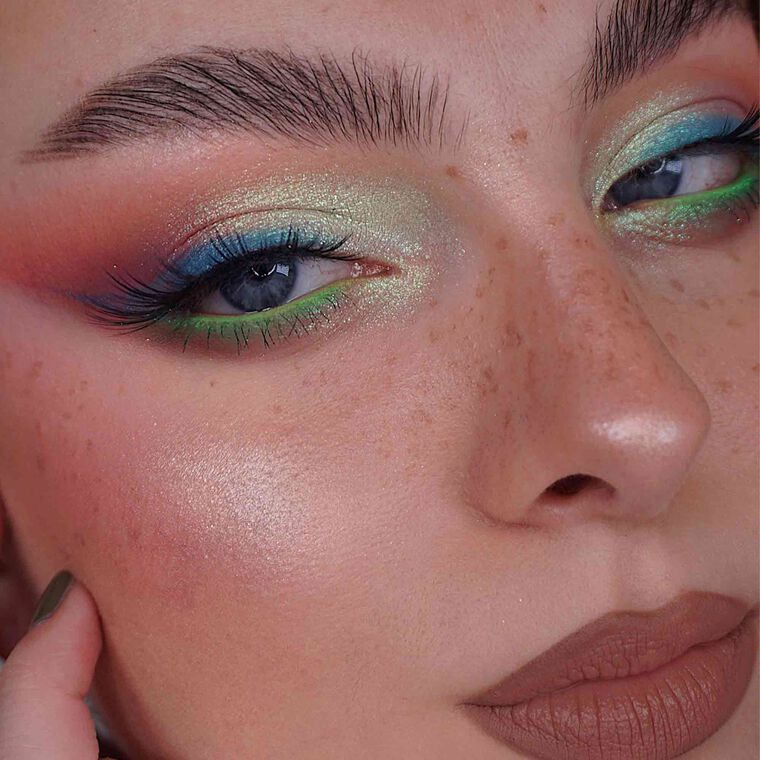 Explore the Spring Vibezz by @jantoski23 featuring Brow Freeze™