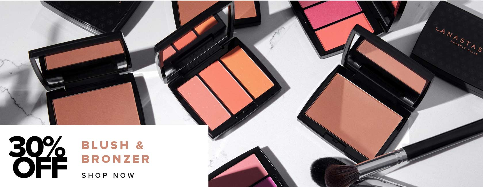 30% off Blush and Bronzer, Shop Now