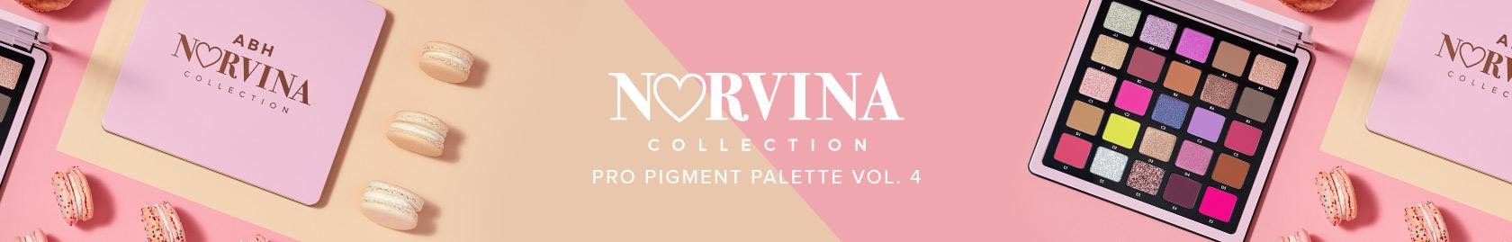 Norvina Collection - Norvina Pro Pigment Palette Vol. 4