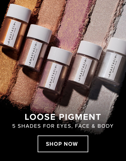 Loose Pigment - 5 Shades for Eyes, Face and Body
