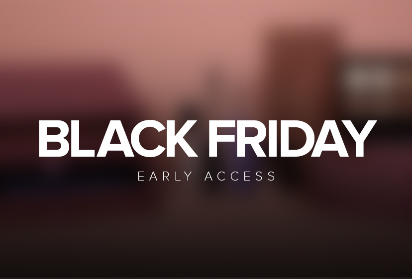 Black Friday Early Access Sign Up Anastasia Beverly Hills