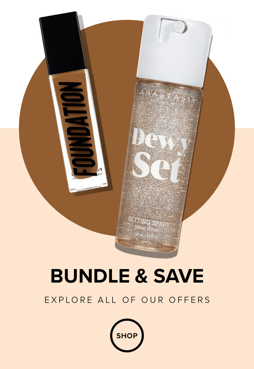 Bundles and Save - Everyday Essentials bundled at a great value