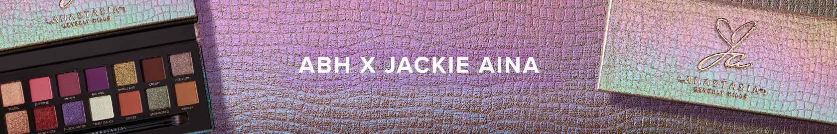 ABH x Jackie Aina Palette