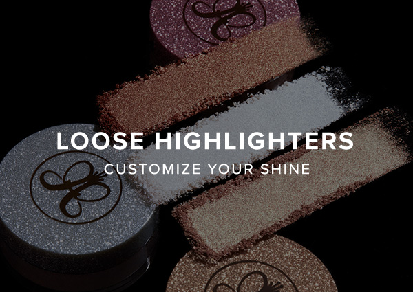 Loose Highlighters - Customize your shine for a radiant finish