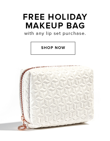 Free Bag with Lip Set Purchase