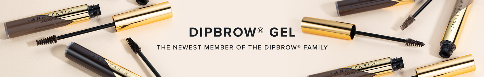 Dipbrow Gel - The newest member of the dipbrow family