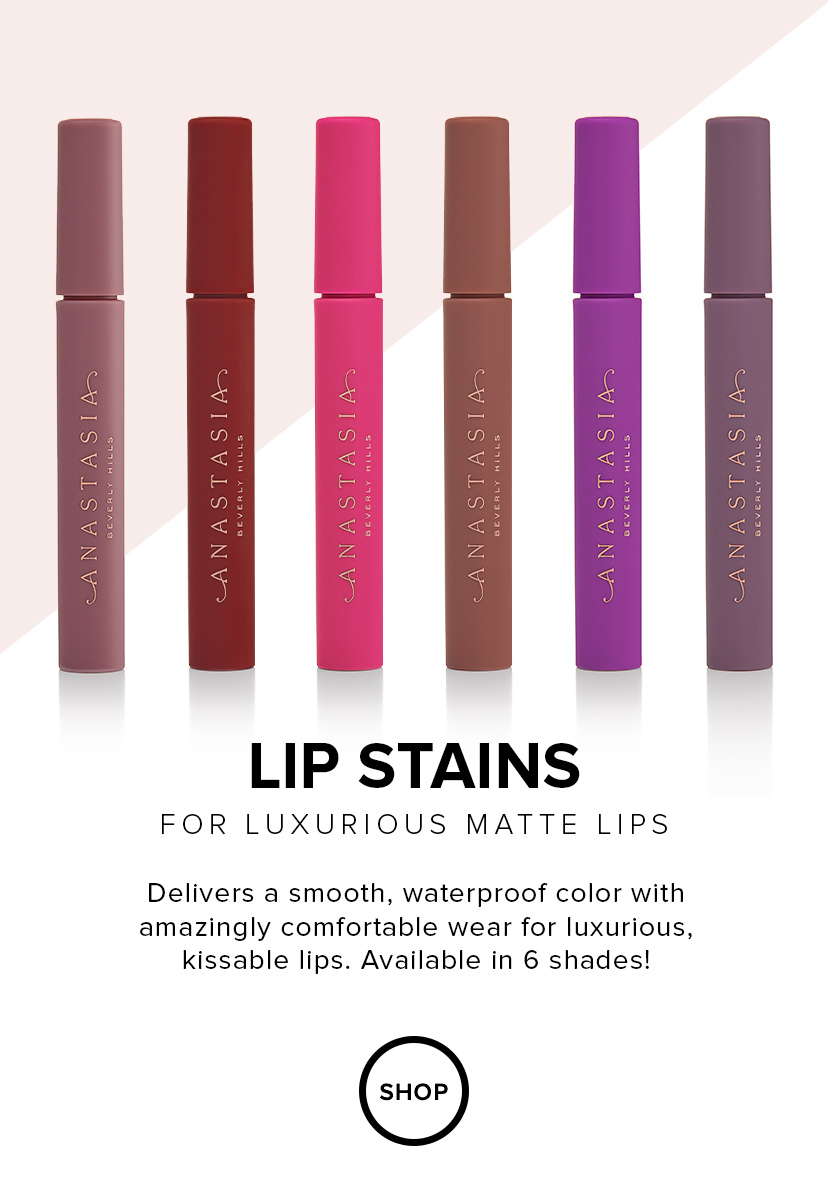 Lip Stain - Luxurious Lip Color, Ultimate Staying power