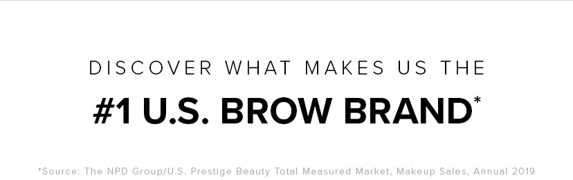 Discover What Makes Us the #1 US Brow Brand