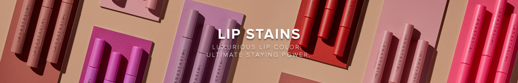 Lip Stain. Luxurious Lip Color, Ultimate Staying Power