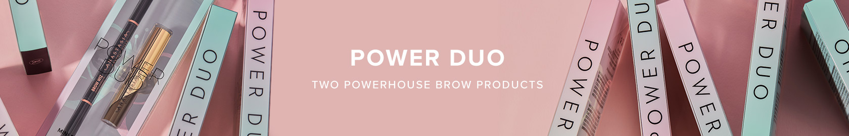 Power Duo - Two Powerhouse Brow Products