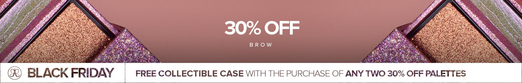 30% off Brows