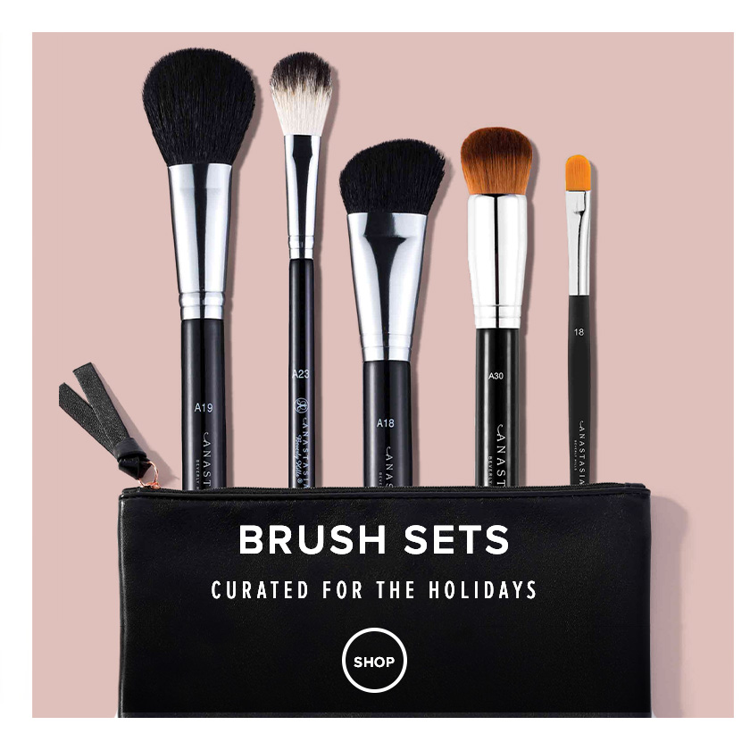 Brush Sets Curated for the Holidays
