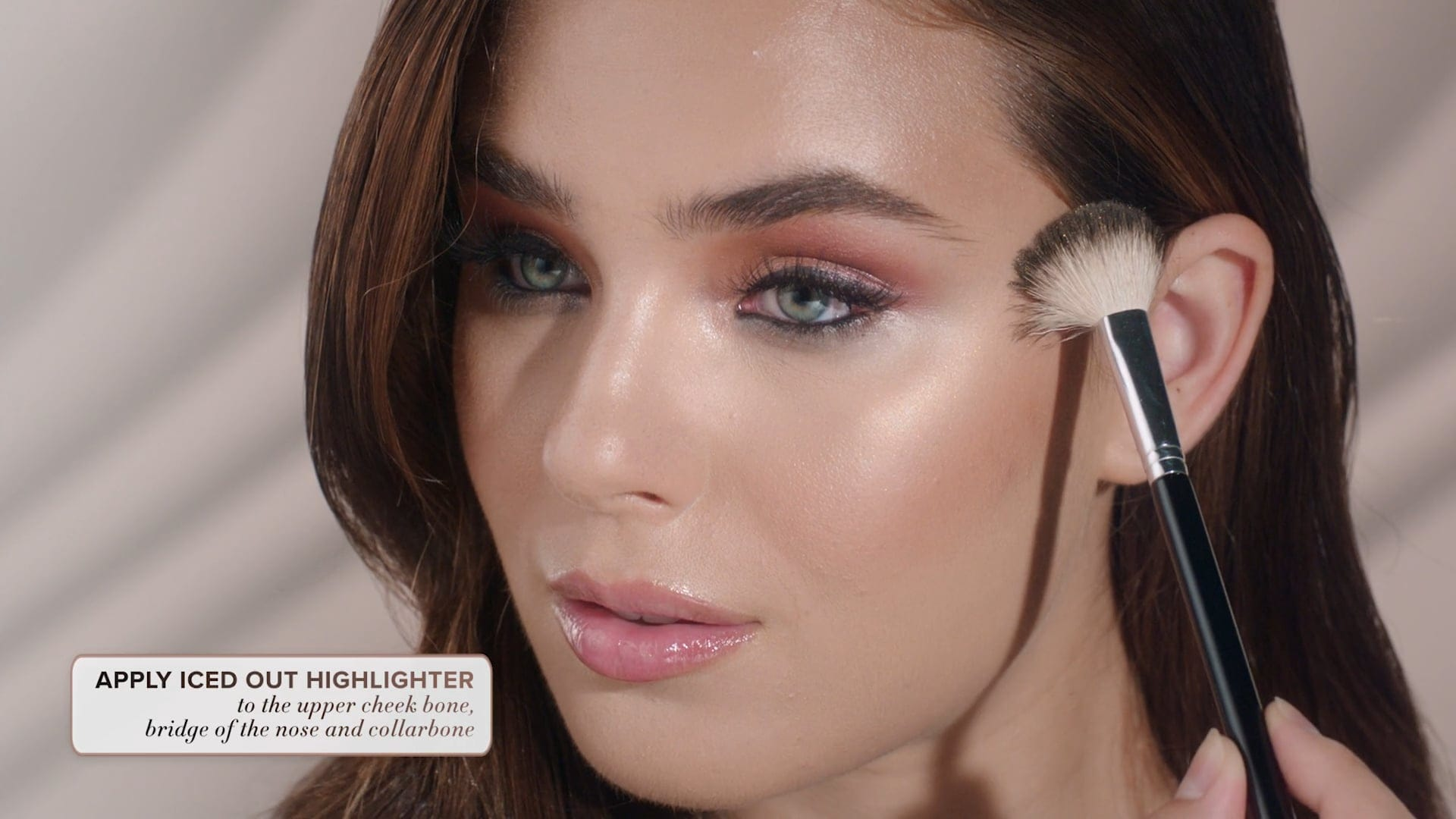 Iced Out Highlighter - How To Apply 03