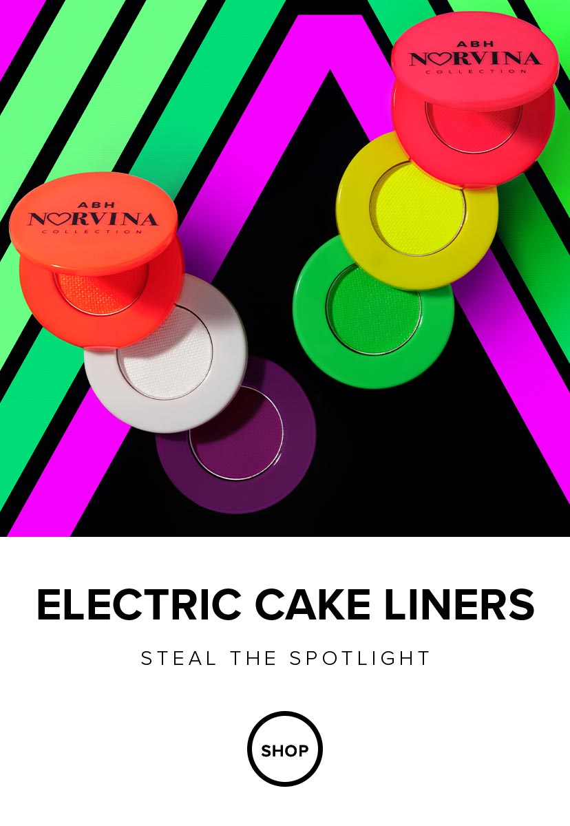 Electric Cake Liners - Steal the spotlight