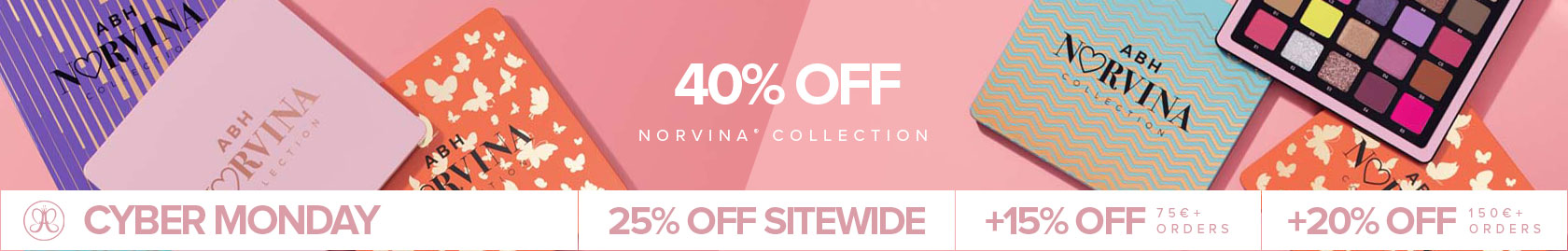 40% off Norvina Collection | 25% off sitewide | +10% off when you spend 75€ | +15% off when you spend 150€