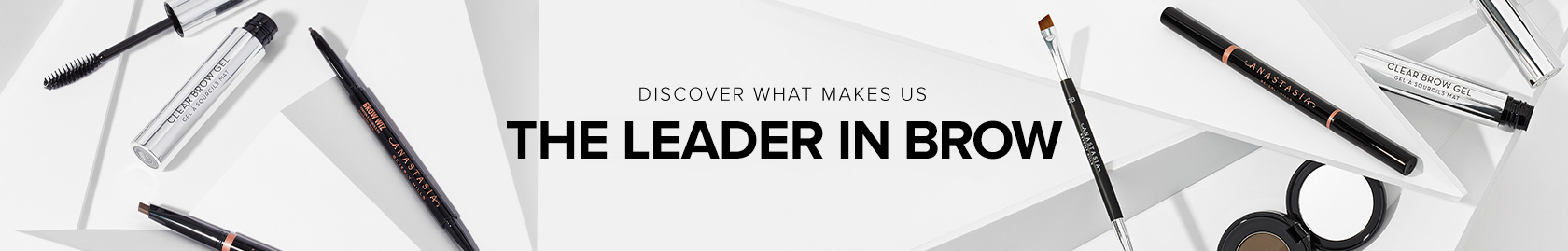 Discover What Makes Us the Leader in Brow Brand