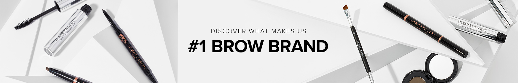 Discover What Makes Us #1 Brow Brand
