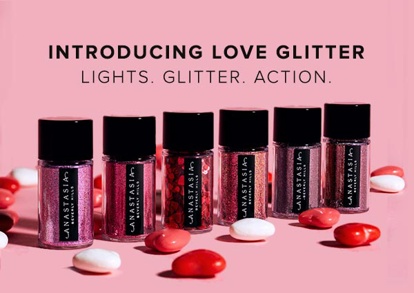 Introducing Love Glitter