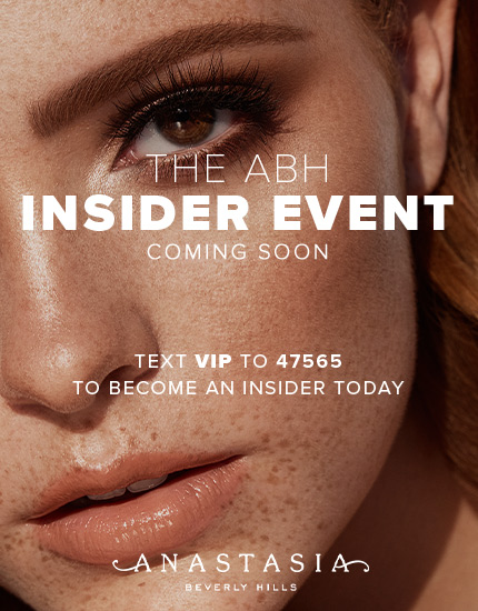 VIP Insider Event Coming Soon - Text VIP to 47565