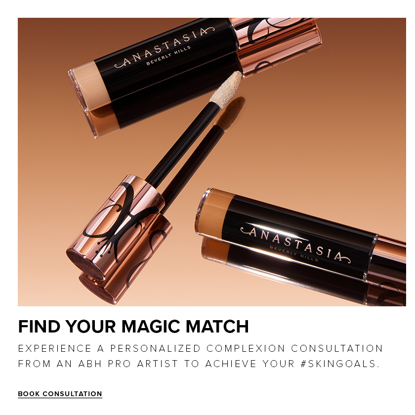Find Your Magic | Experience a personalized complexion consultation from an abh pro artist to achieve #skingoals