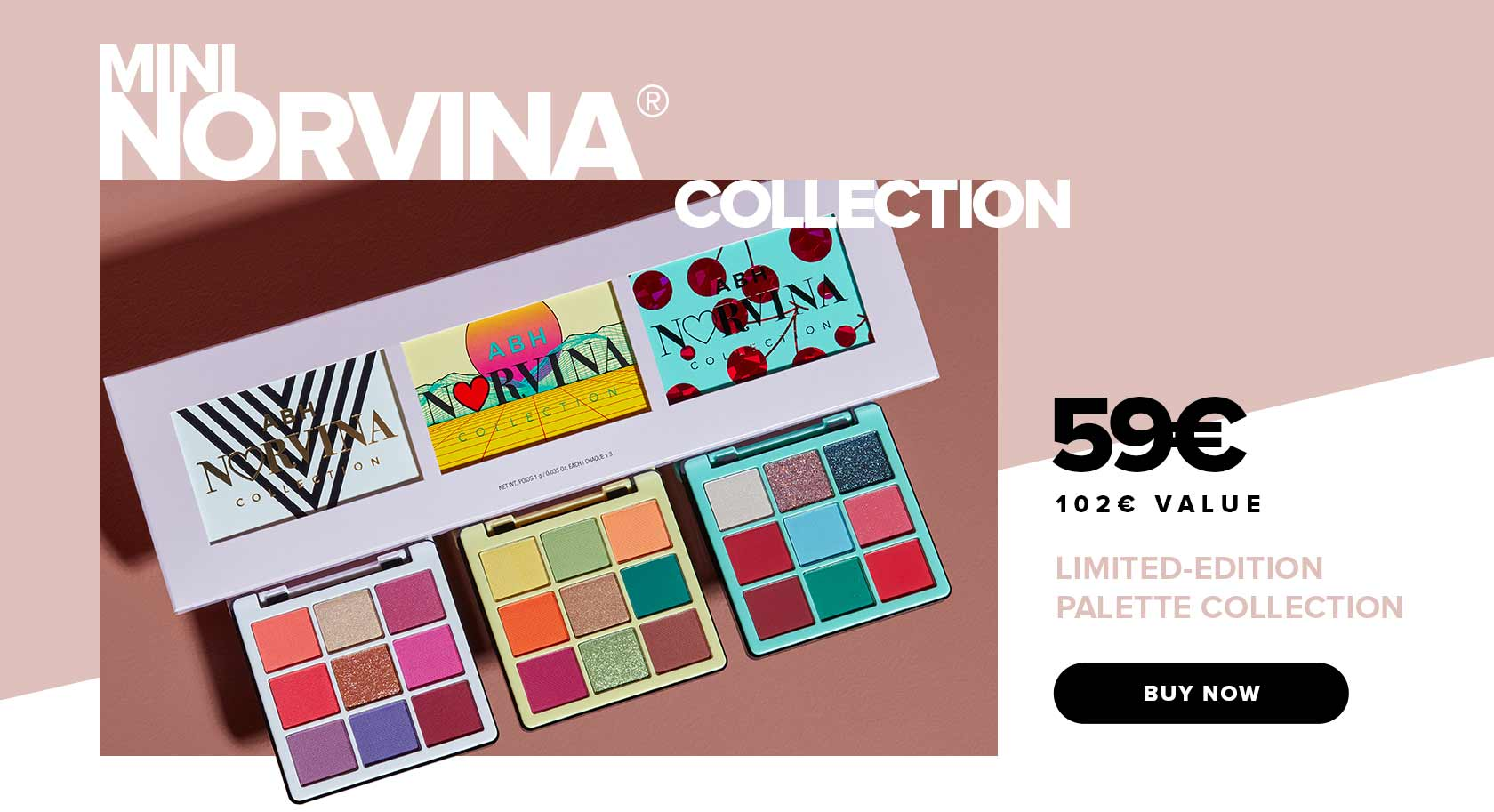 Mini Norvina Collection Limited Edition Palette Collection