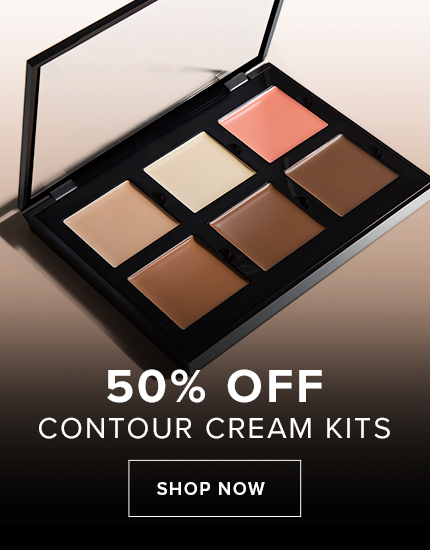 Hurry While Supplies Last! 50% off Contour Cream Kits