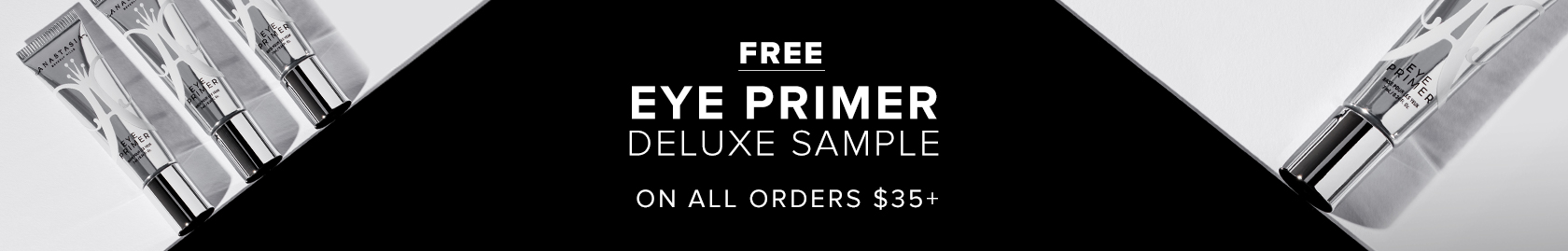 Free Eye Primer Deluxe Sample with $35 purchase
