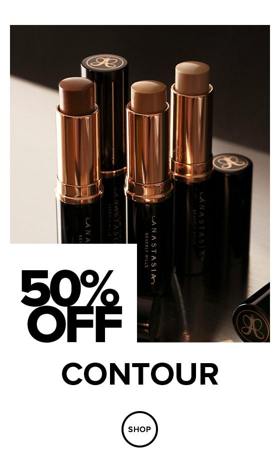 50% off Contour