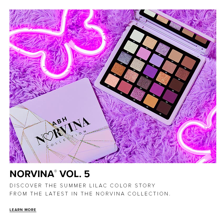 Norvina Vol. 5 | Discover the summer lilac story from the latest  in the Norvina Collection