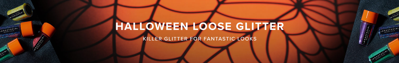 Halloween Loose Glitter - Killer Glitter for Fantastic Looks