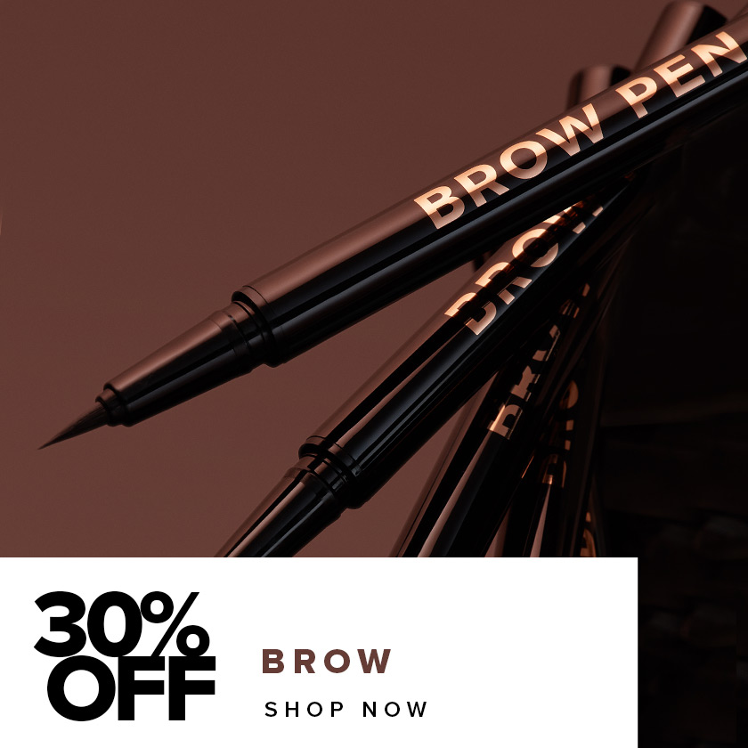 30% off Brow - Shop Now