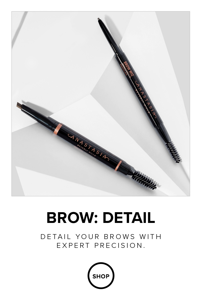 Detail Your Brows with Expert Precision