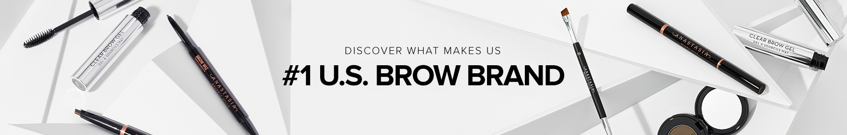 Discover What Makes Us #1 U.S. Brow Brand