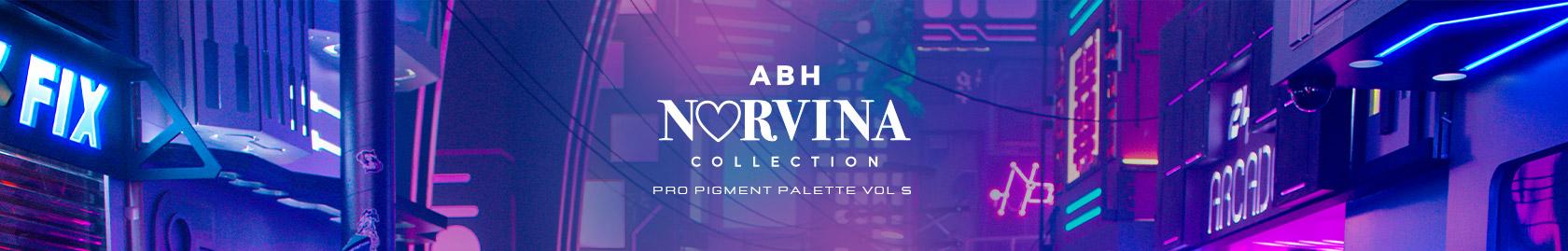 Norvina Collection - Pro Pigment Palette Vol. 5
