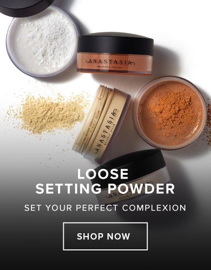 Loose Setting Powder - Set your perfect Complexion