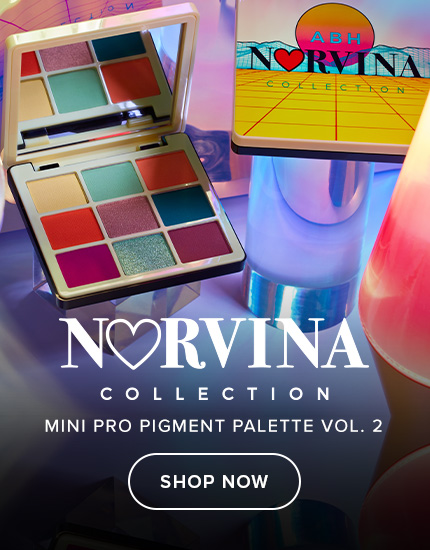 Norvina Collection Mini Pro Pigment Palette Volume 2