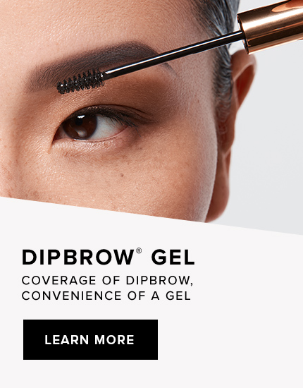 Learn More about the New Dipbrow Gel!