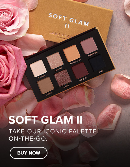 Soft Glam II - Take our iconic palette on the go