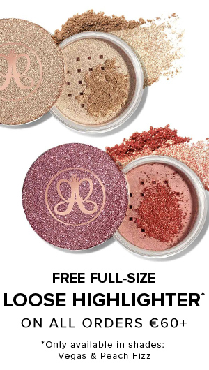 Free Full Sized Loose Highlighter with 60€ order