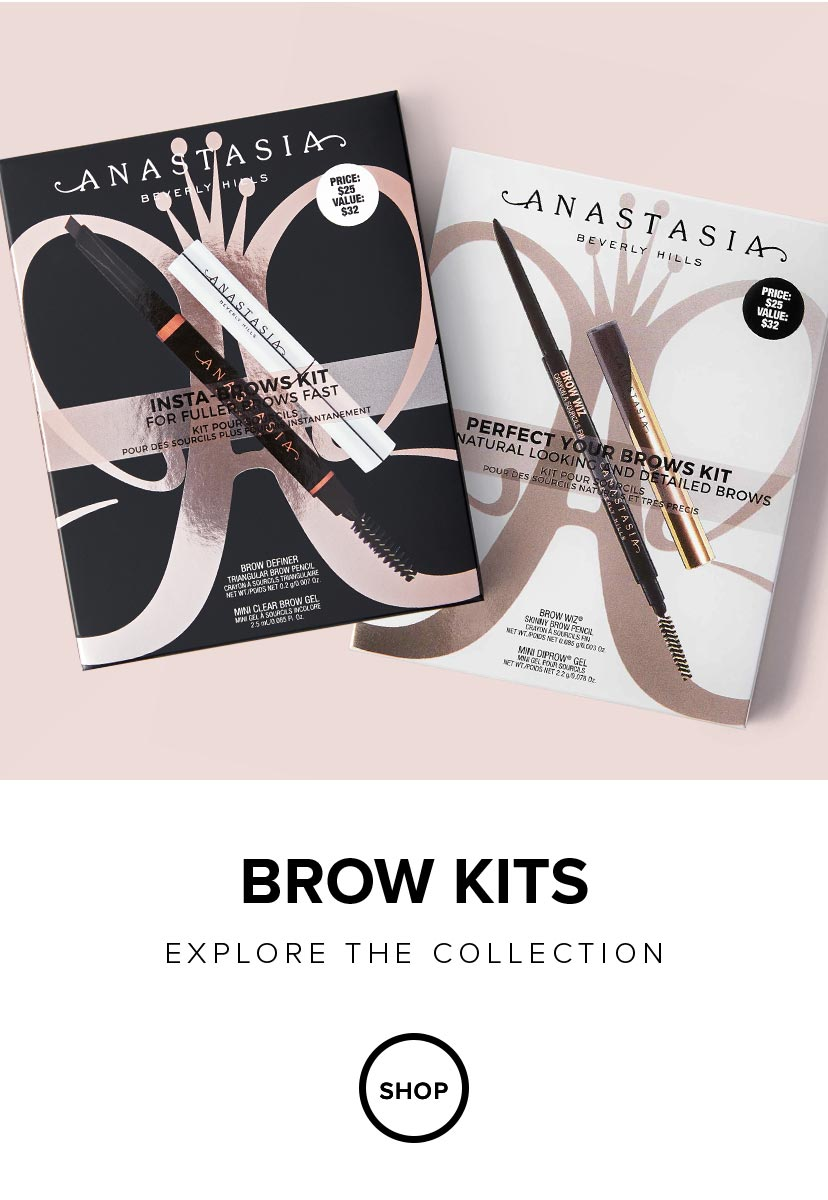 Brow Kits - Explore the Collection